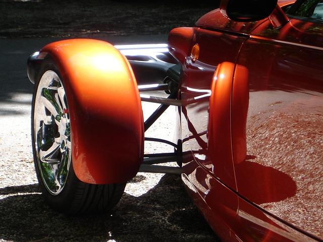 Auto, Sports Car, Racing Car, Flitzer, Wheel, Mature