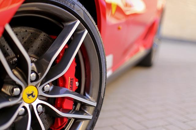 Ferrari, Car, Performance, Red, Auto, Automobile, Style