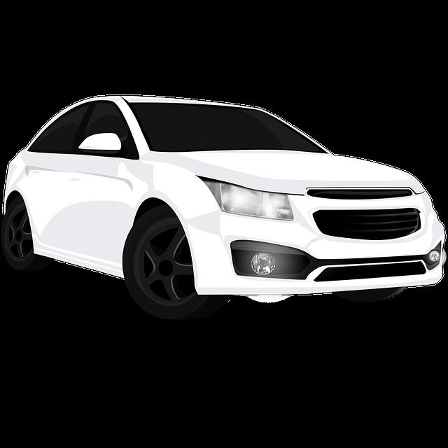 Car, White Car, Automobile, Design, Vehicle, Auto