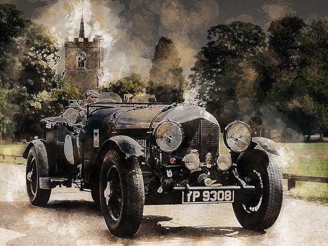 Car, Automobile, Old Timer, Automotive, Vehicle