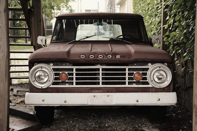 Vehicle, Automobile, Transportation, Nostalgia, Wheel