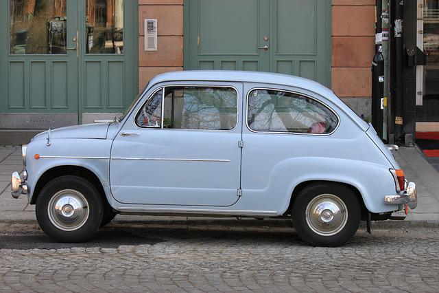 Car, Vehicle, Drive, Road, Vintage, Automobile, Traffic