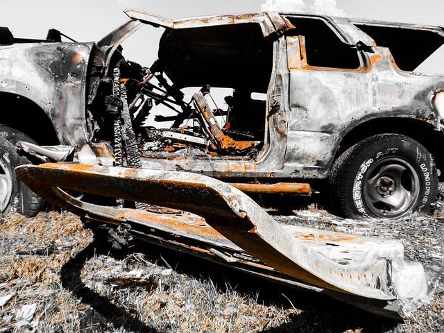 Crash, Accident, Collision, Automobiles, Smashup