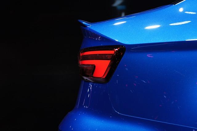 Automotive, Car, Taillight, Audi, Automobile, Vehicle