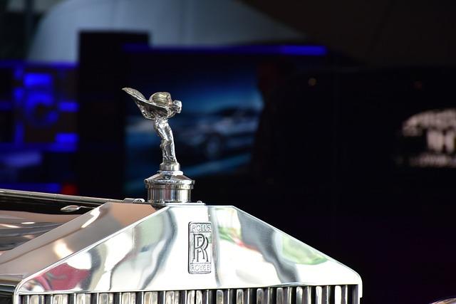 Rolls Royce, Auto, Cool Figure, Figure, Automotive