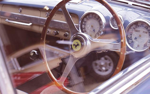 Oldtimer, Ferrari, Auto, Retro, Automotive, Classic