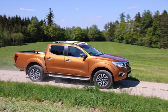 Nissan, Navara, Pickup, Auto, Automotive, Transport