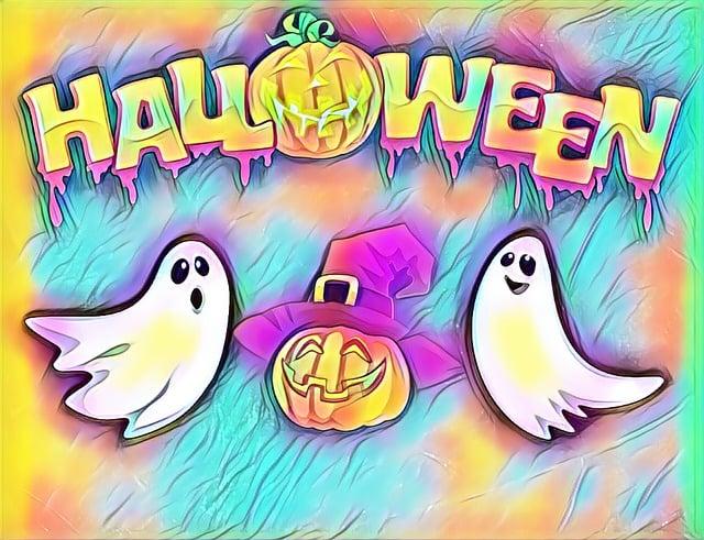 Halloween, Colorful, Autumn, Autumn Decoration