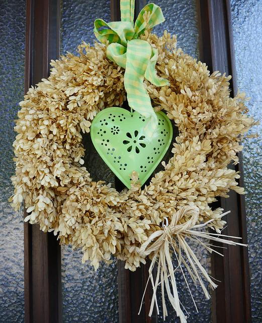 Door Wreath, Autumn, Wreath