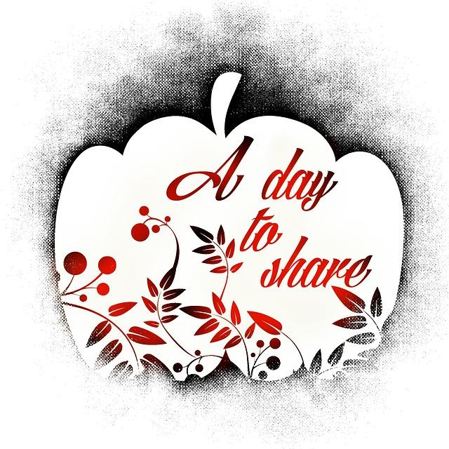 Thanksgiving, Parts, Vegetables, Fruits, Autumn