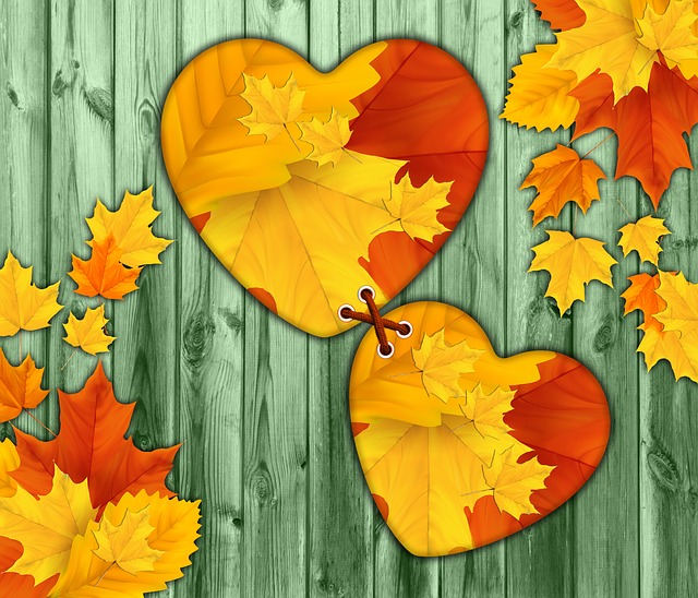 Background, Texture, Autumn, Leaves, Autumn Leaves