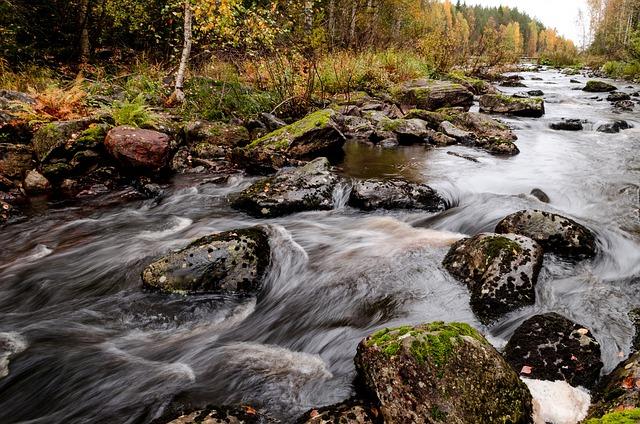 Landscape, Landscape Photo, River, Autumn