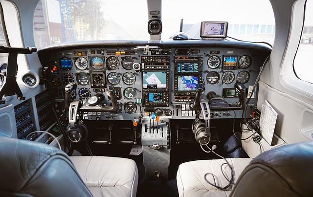 Cockpit, Airplane, Jet, Aviation, Aircraft, Fighter Jet