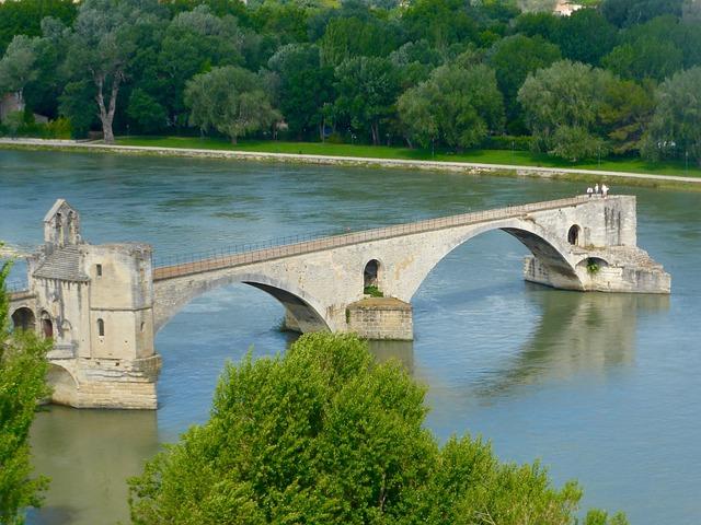 Bridge, Avignon, Pont De Avignon