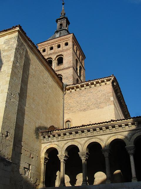 Church, Avila, Cathedral