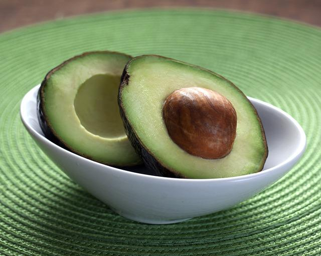 Avocado, Guacamole, Food, Green, Healthy, Raw