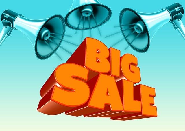 Megaphone, Sale, Speakers, Announcement, Bargain, Award