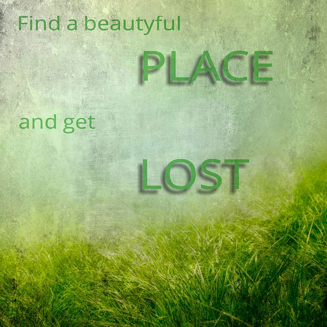 Away From It All, Find Silence, Romance, Nice Place