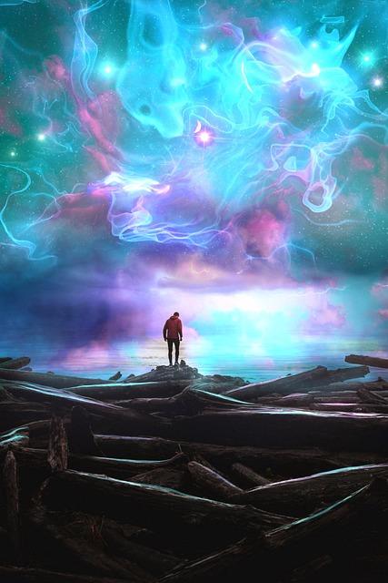 Sky, Human, Boy, Man Space, Awesome, Fantasy