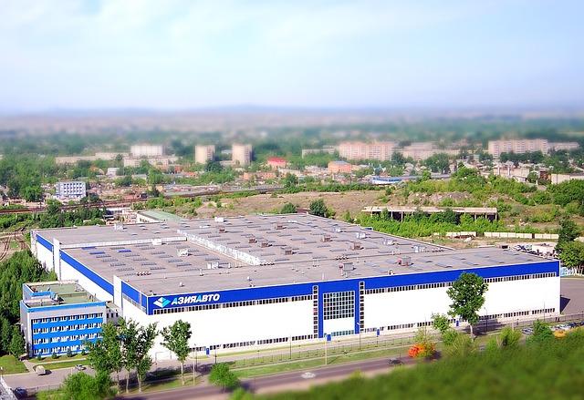 Azia Avto, Company, Kazakhstan, Automobile, Industry
