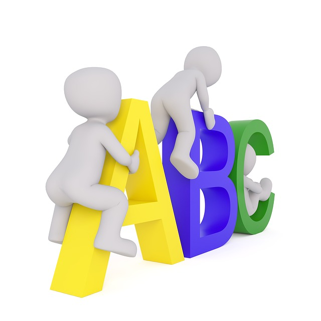 Language, A, B, C, Abc Male, Letters, Learn, I-males