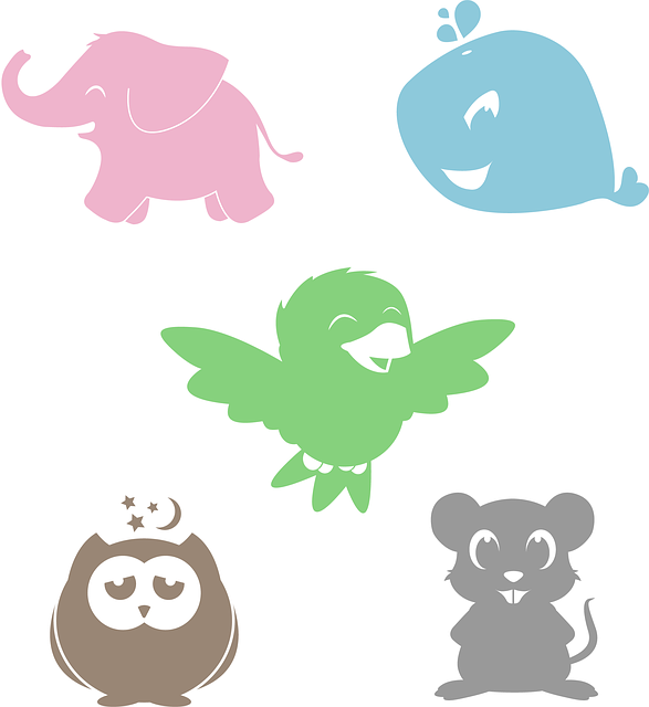 Animals, Baby, Color