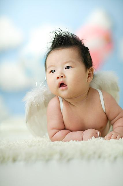 Baby, Angel, Baby Boy