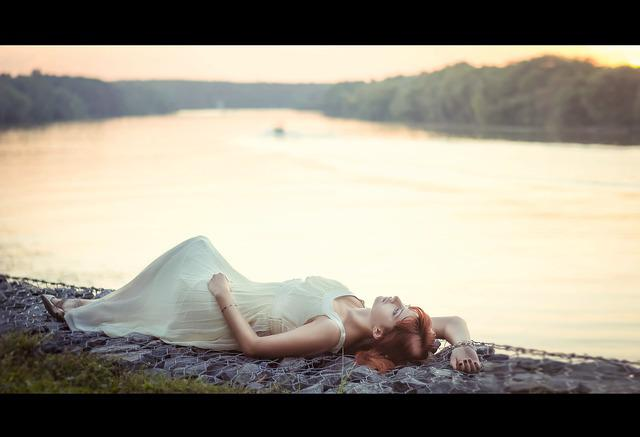 Baby Doll, Girl, Lies, By The Water, Model, Hair, Style