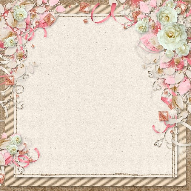 free photo baby girl kid background retro paper texture