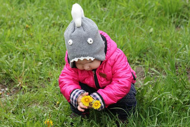 Child, Baby Girl, Dandelions, Girl, Walk, Spring