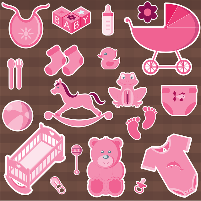 Girl, Baby, Newbie, Infant, Game, Accessories