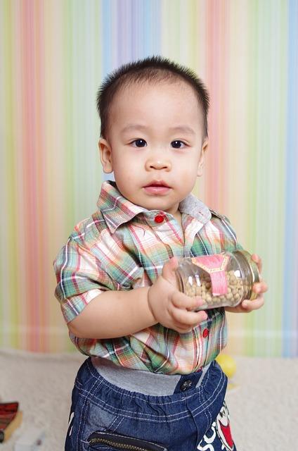 Baby, Kids, Little, Asia, The Son, Boy, Asian, Vietnam