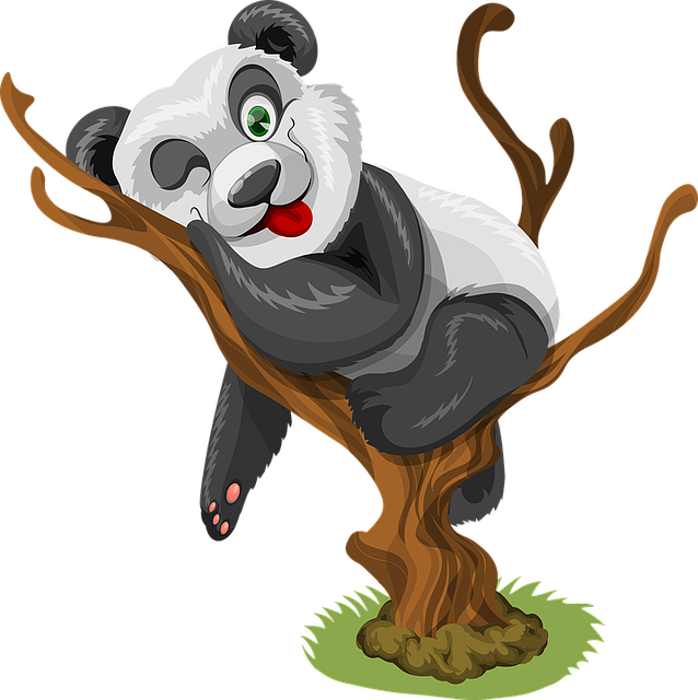 Panda, Little Panda, Baby Panda, Baby, Little, Cute