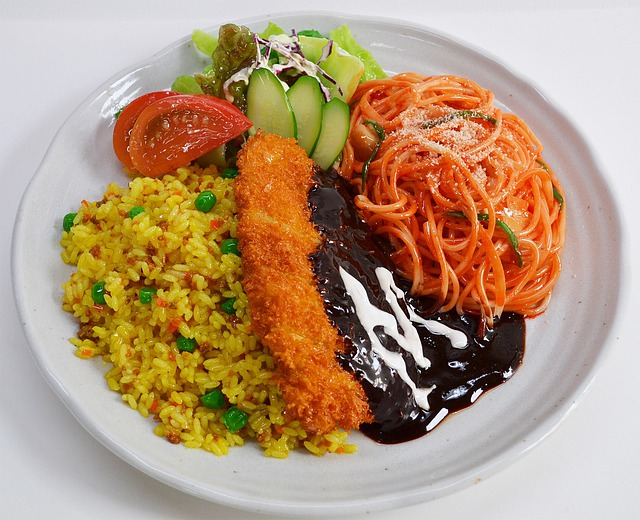 White, Back, Toruko, Rice, Turkish, Japanese, Food