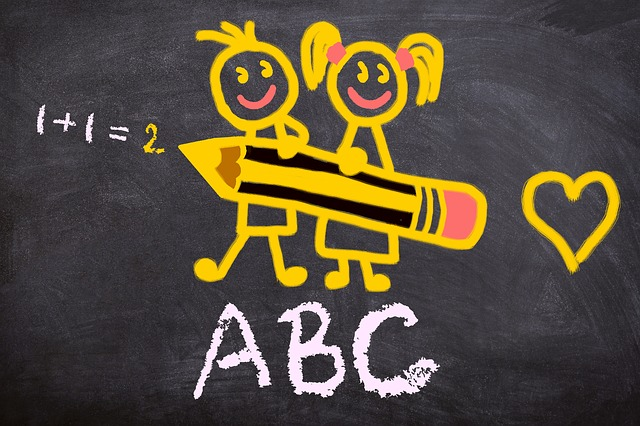 Back To School, Abc, Training, First Class, School