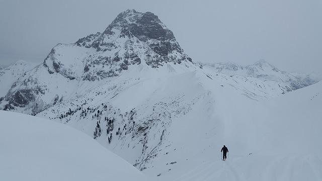 Backcountry Skiiing, Adventure, Aries Stone