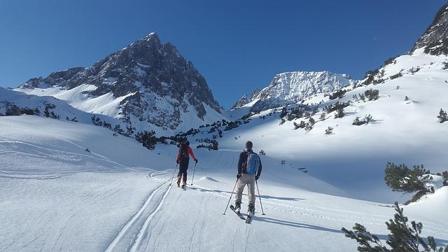 Backcountry Skiiing, Lech Valley, Skitouren Predecessor