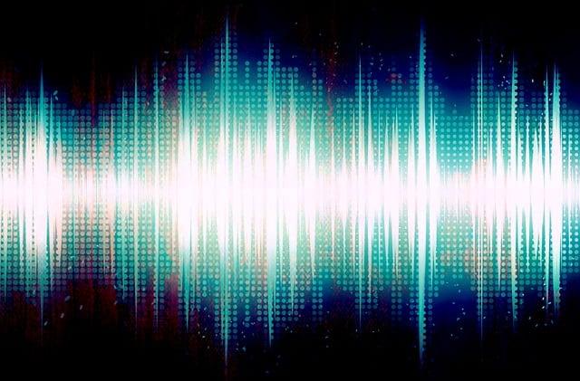 Sound, Audio, Waves, Equalizer, Backdrop, Art, Speaker