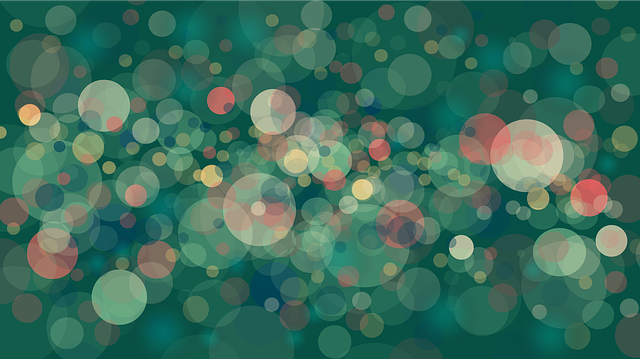 Background, Backdrop, Bokeh, Bubbles, Retro, Vintage