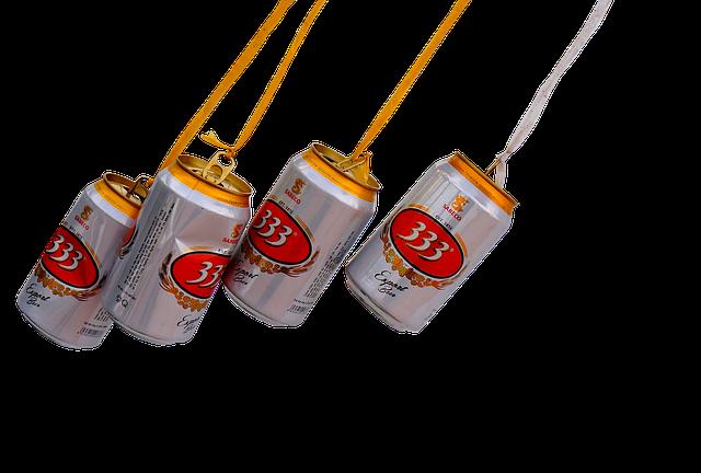 Beer Cans, 333, Background, Vietnam