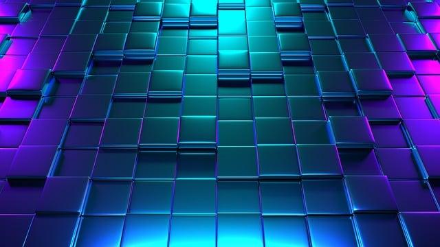 Cube, 3d, Background, Wallpaper, Pattern, Texture, Wall