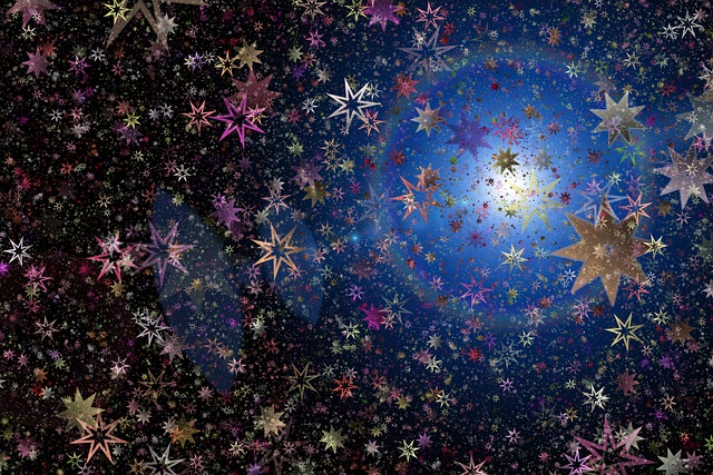 Background, Wallpaper, Abstract, Christmas, Star