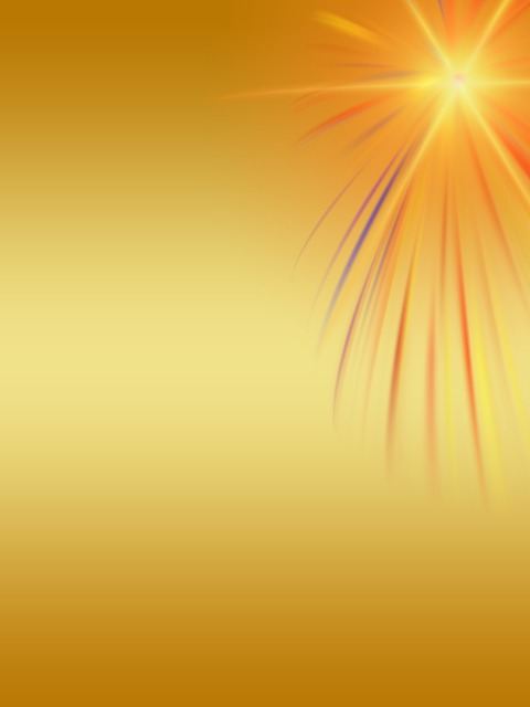 Background, Gold, Star, Golden, Texture, Abstract