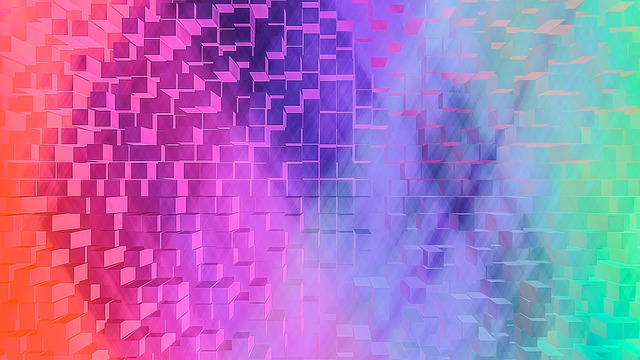 Texture, Cell, Cubes, Blast, Color, Bright, Background