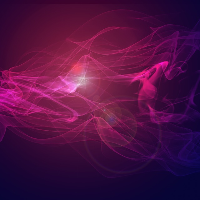 Smoke, Blue, Red, Fog, Haze, Background, Abstract