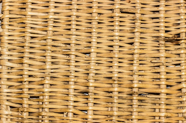 Basket, Braid, Background, Texture, Natural Material