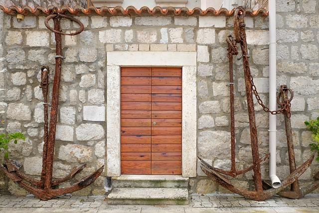 Background, Door, Design, Doorway, Decoration, Decor
