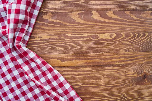 Background, Fabric, Cloth, Red, Plaid, Pattern