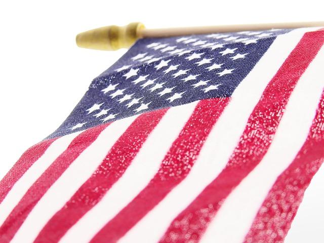 Flag, Usa, United States Of America, Background