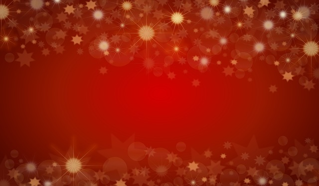 Background, Abstract, Christmas, New, Year, Gold, Shiny